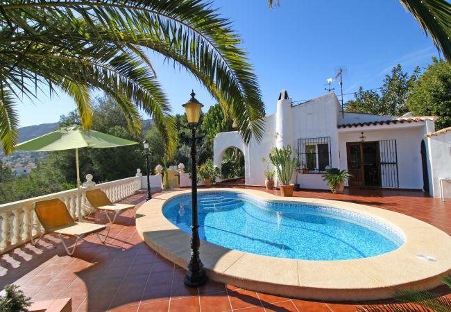 Villa en Calpe - Lario