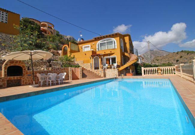 Villa en Calpe - Merry