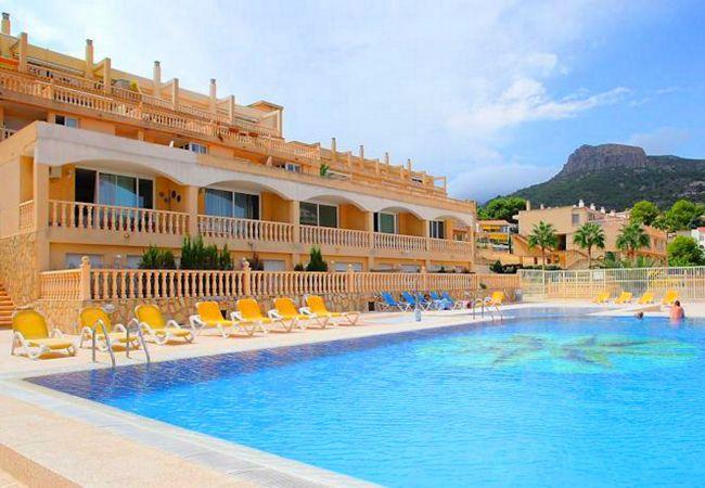 Apartamento en Calpe - La Manzanera 113