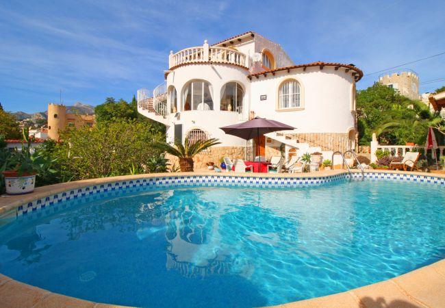 Villa en Calpe - Estrella