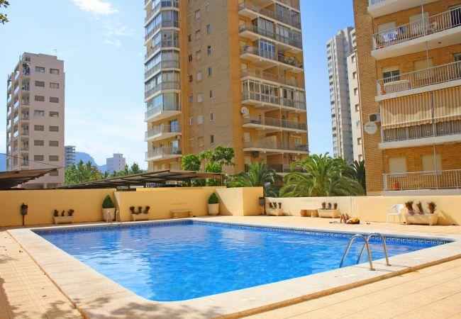 Apartamento en Calpe - La Luz II