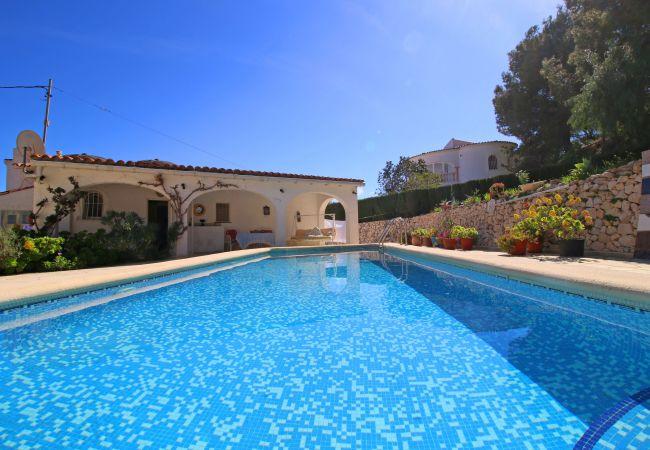 Villa en Calpe - Mia
