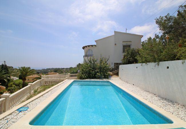 Villa en Benissa - Villa Martinet