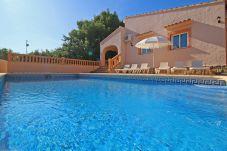 Villa in Calpe / Calp - Dulce Vida