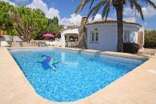 Villa in Calpe - David